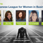 Lebanese League for Women in Business Panel