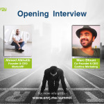 Opening Interview - Ahmed Alkhatib and Marc Dfouni