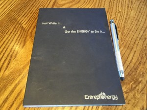 Entreprenergy Notebook