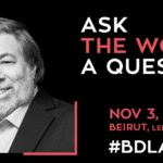 Steve Wozniak and Tony Fadell are coming to Lebanon…